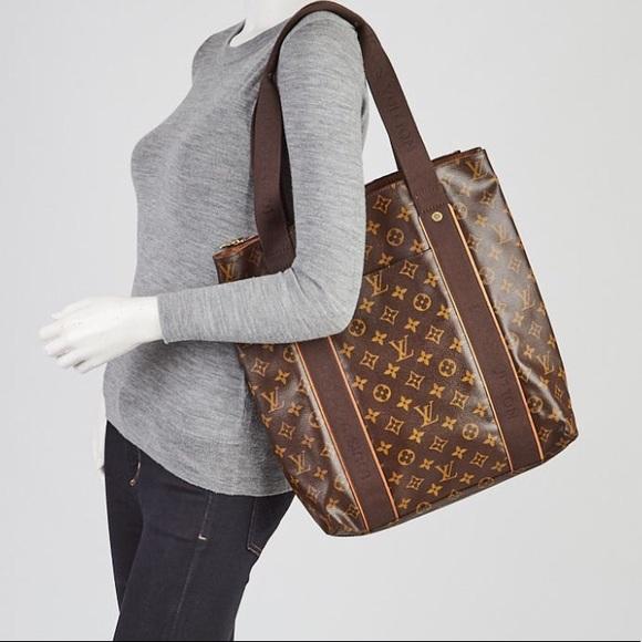 Louis Vuitton Handbags -  1500 LOUIS VUITTON Beaubourg NEW Mono Tote RARE! 57696c730d